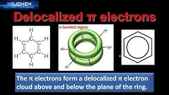 14.1  Delocalized pi electrons (HL)
