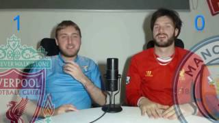LIVERPOOL V MAN CITY Reaction Review