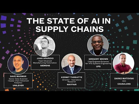 The State of AI in Supply Chains