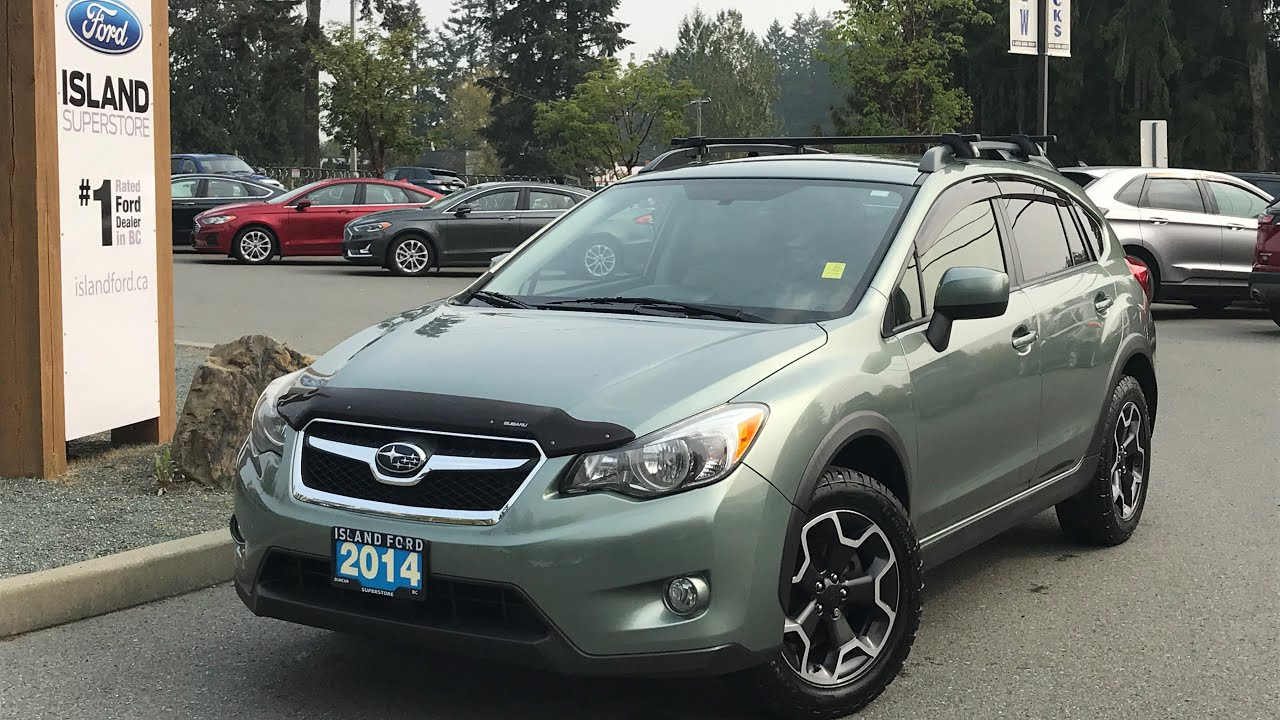 2014 Subaru Forester Xv W Heated Seats Tonneau Cover Awd Review Island Ford Youtube