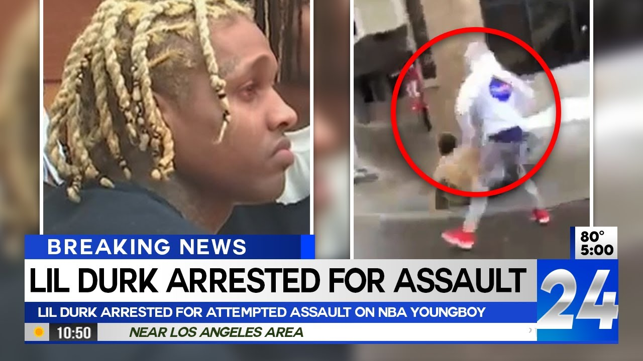 How Lil Durk Tried To SETUP NBA YoungBoy (Revenge For King Von)