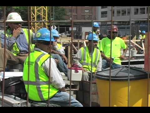 DC Concrete Workers Rally for Justice