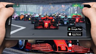 Top 7 Best F1 Mobile Games For Android/IOS  2020-2021