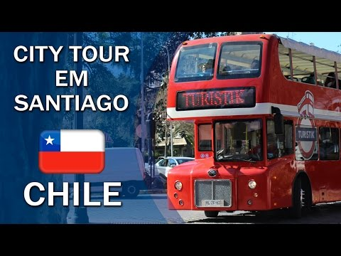 CHILE - City Tour em Santiago