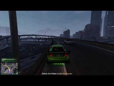 GTA Online: Brian O'Connor Fast & Furious Skyline!