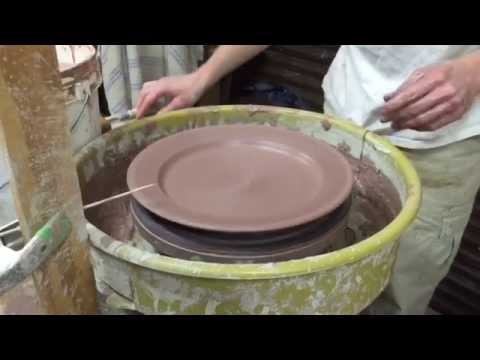 19. Dinner Plates - How-to / Production Pottery