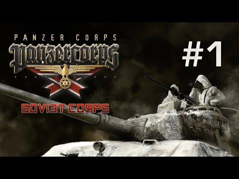 Angespielt: Soviet Corps (Panzer Corps) - #1: Schlacht am Chalchin Gol, 20.8.39