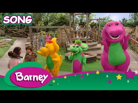 Barney - A Family is Love (SONG)