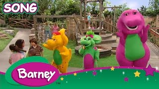 Watch Barney Love Song video