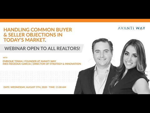 Handling Common Buyer & Seller Objections in Today´s Market