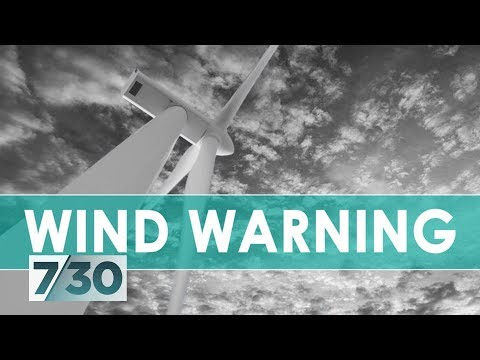 Why Is Former Greens Leader Bob Brown Opposing A Massive Wind Farm? | 7.30