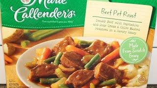 Marie Callender's Beef Pot Roast Review