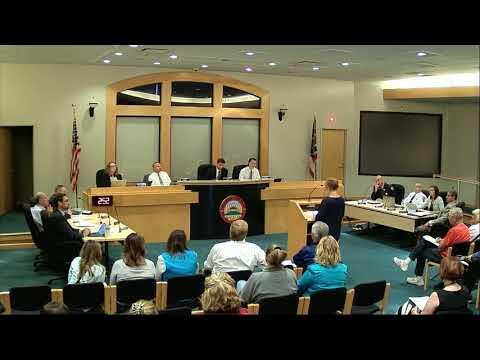 09/12/17 - Board of Trustees Meeting  -  Pt. 1