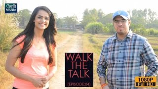 Walk The Talk with Prachi Tehlan | Arjan | Diya Aur Bati Hum | National Level Basketball Player