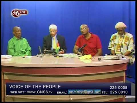 Voice of the People Guyana 9 DEC 2017