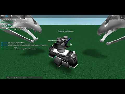 Roblox R15 Sans Script - YouTube