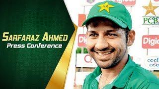 Pakistan vs Australia 2018 - 2nd Test Day 1 - Sarfaraz Ahmed press conference at Abu Dhabi | PCB