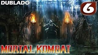#6 MORTAL KOMBAT (2011) DUBLADO  | A ÚLTIMA LUTA