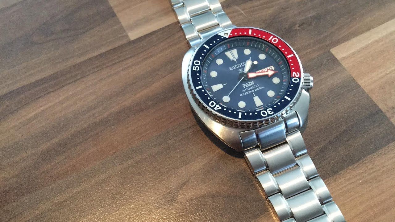 My Review Seiko Padi Turtle Srpa21 And Comment On Strap Quality