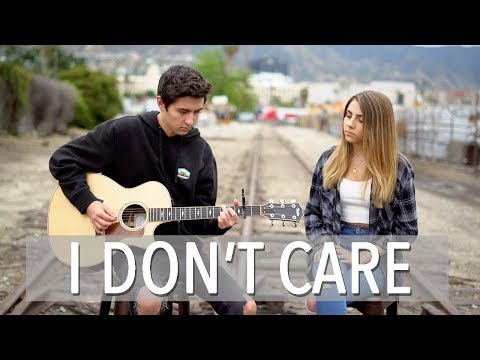 I Don&39;t Care  Ed Sheeran & Justin Bieber  cover by Kyson Facer & Jada Facer