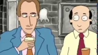 6 Dr Katz, Profesyonel Terapist Sezon Bölüm 74 Komik karikatür