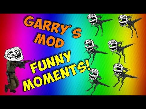 Garry's Mod - FUNNY MOMENTS!!!! (Part 5) (Gameplay)