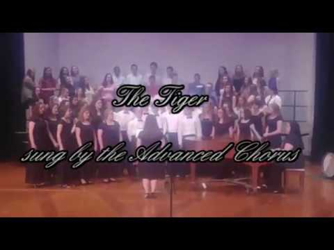 2018 Clear Spring Middle School Chorus Spring Concert