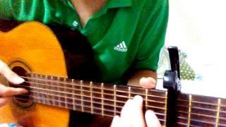 Quên một người đã quá yêu guitar + tab + intro
