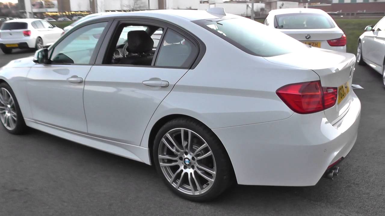 bmw 3 series 325d m sport 4dr u11527 youtube. Black Bedroom Furniture Sets. Home Design Ideas