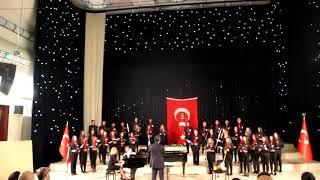 TRT İstanbul Radyosu Çoksesli Gençlik Korosu & Görkem Velioğlu - Yiğidim Aslanım (10.11.2017)
