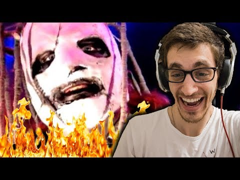 Slipknot - People = Shit (Live) HIP-HOP HEAD REACTS TO METAL!!