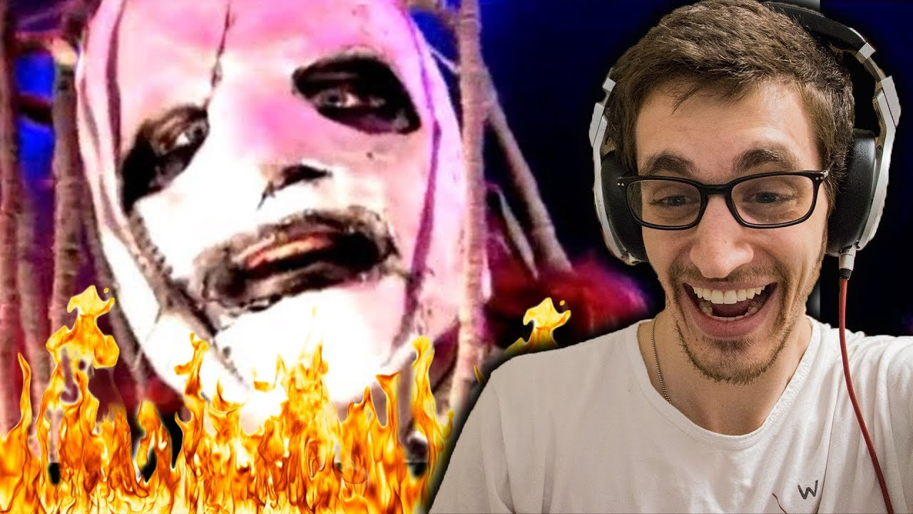 Slipknot - People = **** (Live) HIP-HOP HEAD REACTS TO METAL!!