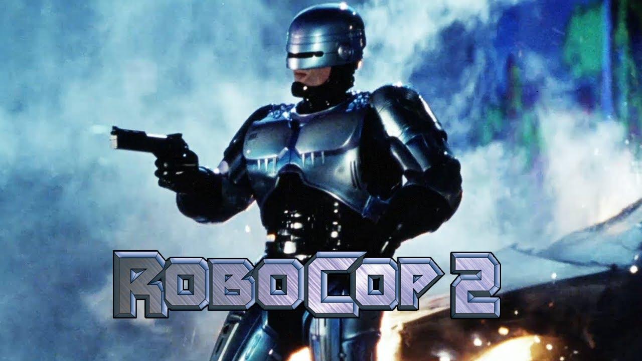 RoboCop 2 - 1990 - Teaser - HD