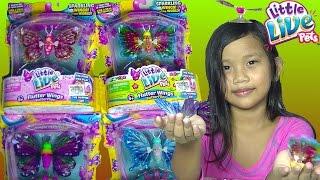 Little Live Pets Flutter Wings Butterfly - Kids' Toys