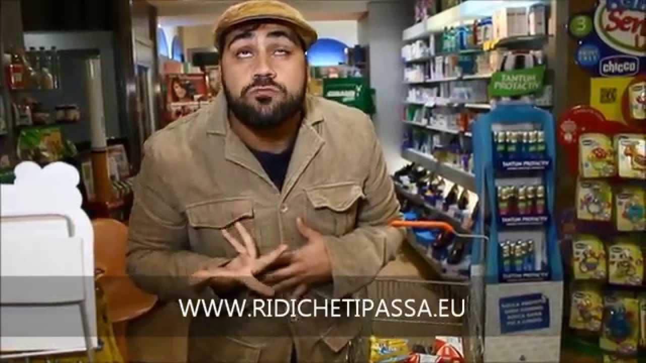 Ridi che ti passa 2013 (mafiosi) - YouTube