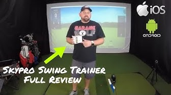 Skypro Swing Trainer Device and Application Full Review for IOS and Android Devices