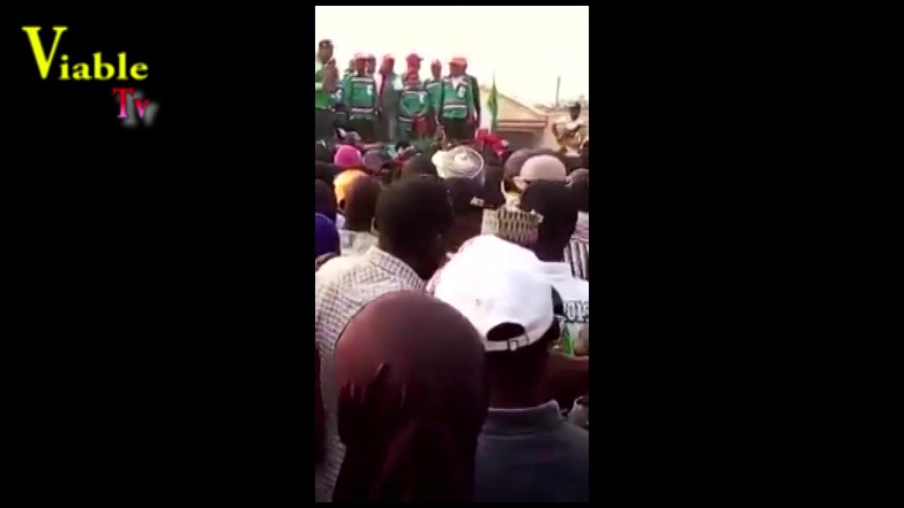 BREAKING: SARAKI Betrays ATIKU, Orders Kwara To Give Buhari 90% Votes. Watch!