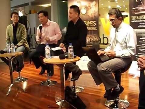 Metropolitan Festival Orchestra: A Panel Discussion part 1