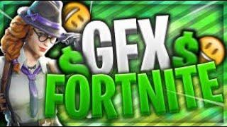 PACK GFX MONTAGE MINIATURE FORTNITE 👌🏽