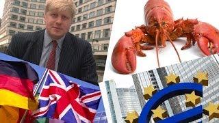 Boris Johnson: Why the EU is like a lobster