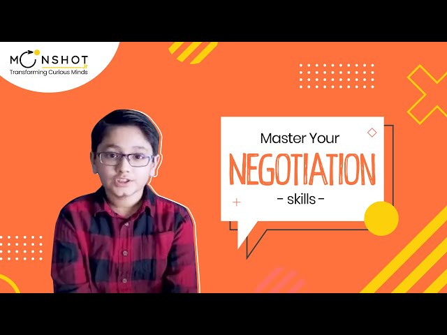 Entrepreneurship Development #33 : Master your Negotiation Skills