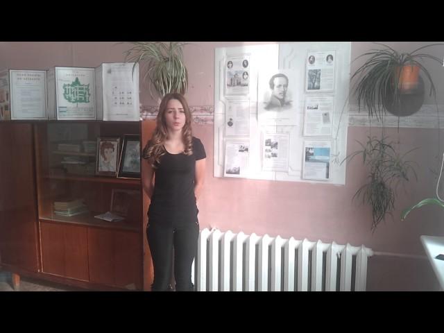 Изображение предпросмотра прочтения – ВалерияКочегарова читает произведение «Искучно игрустно» М.Ю.Лермонтова