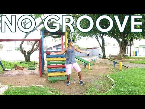 No Groove - Ivete Sangalo Feat Psirico COREOGRAFIA Prof Brown Andrade
