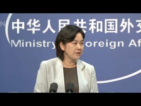 China: Hong Kong facing a rule of law crisis