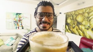 My DALGONA coffee BURNT his TONGUE | Ss Vlogs :-)
