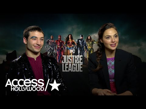 Download Youtube: 'Justice League': Gal Gadot Shares How Her Badly Kept Pregnancy Secret Was Revealed