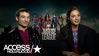 'Justice League': Gal Gadot Shares How Her Badly Kept Pregnancy Secret Was Revealed