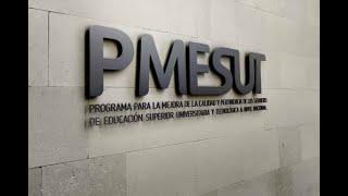 VIDEO INSTITUCIONAL PMESUT