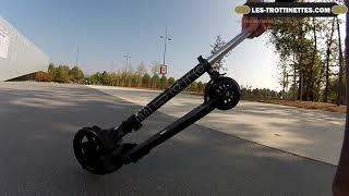Micro Mobility® Easy - Trottinette Urbaine Compacte pliage 1 seconde