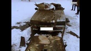 Спасатели подняли из Енисея машину и людей пропавших 20 лет назад